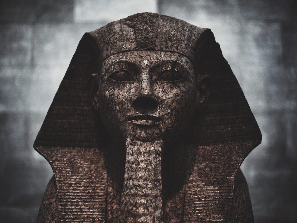 The Great Sphinx miniature
